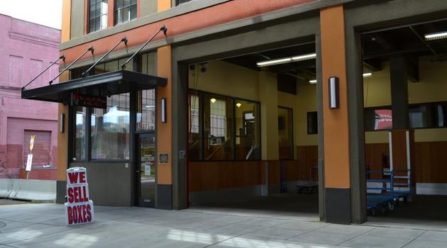 Rose City Self Storage & Wine Vaults 111 SE Belmont St