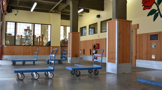 Portland, OR storage facility